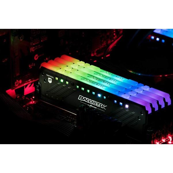 Memoria Crucial Ballistix Tactical Tracer RGB 8GB DDR4 2666MHz