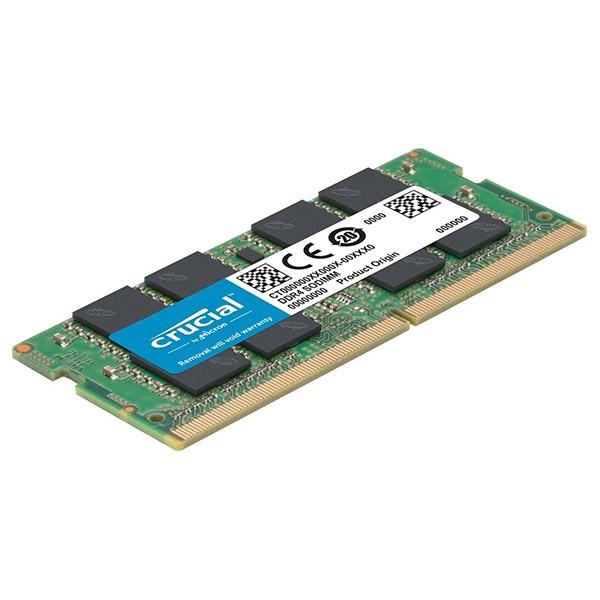 Memoria Crucial CT4G4SFS824A2GB SODIMM 4GB DDR4 2400MHz