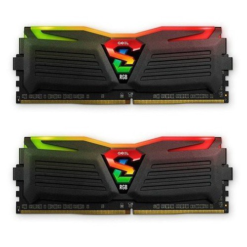 Kit Memoria GeiL Super Luce 16GB DDR4 2400MHz AMD (2x8GB)