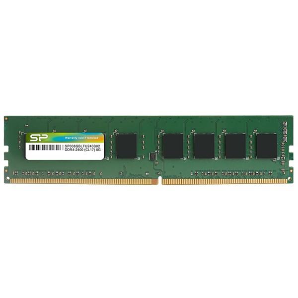 Memoria ram silicon power sp008gblfu240b02 8gb ddr4 2400mhz