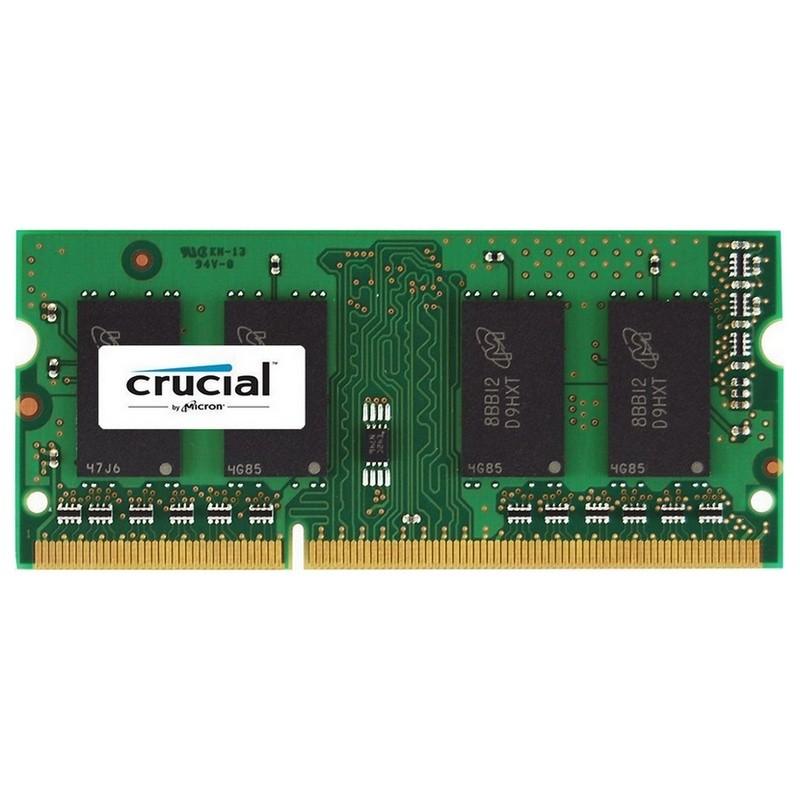 Memoria Crucial Crucial 8GB DDR3L-1600 SODIMM
