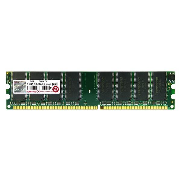 Memoria Transcend JetRam 512MB DDR 333Mhz CL2.5