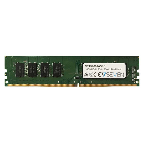 Memoria V7 V71920016GBD 16GB DDR4 2400MHZ CL17 (PC4-19200)