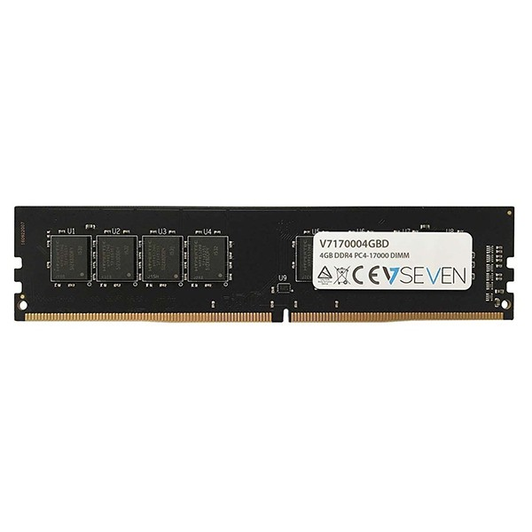 Memoria V7 V7170004GBD 4GB DDR4 2133MHZ CL15 (PC4-17000)