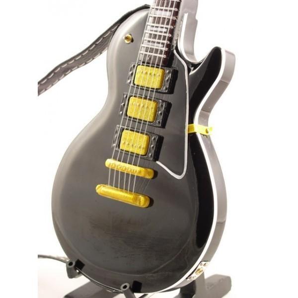 Mini Guitarra De Colección Tributo Metallica