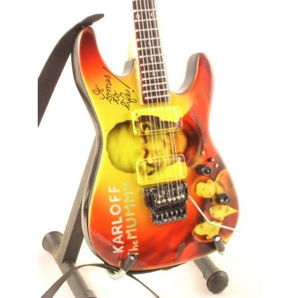 mini-guitarra-de-coleccion-estilo-metallica-kirk-hammett-the-mummy
