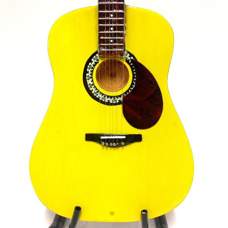 Mini Guitarra De Colección Estilo Byrds - Roger McGuinn