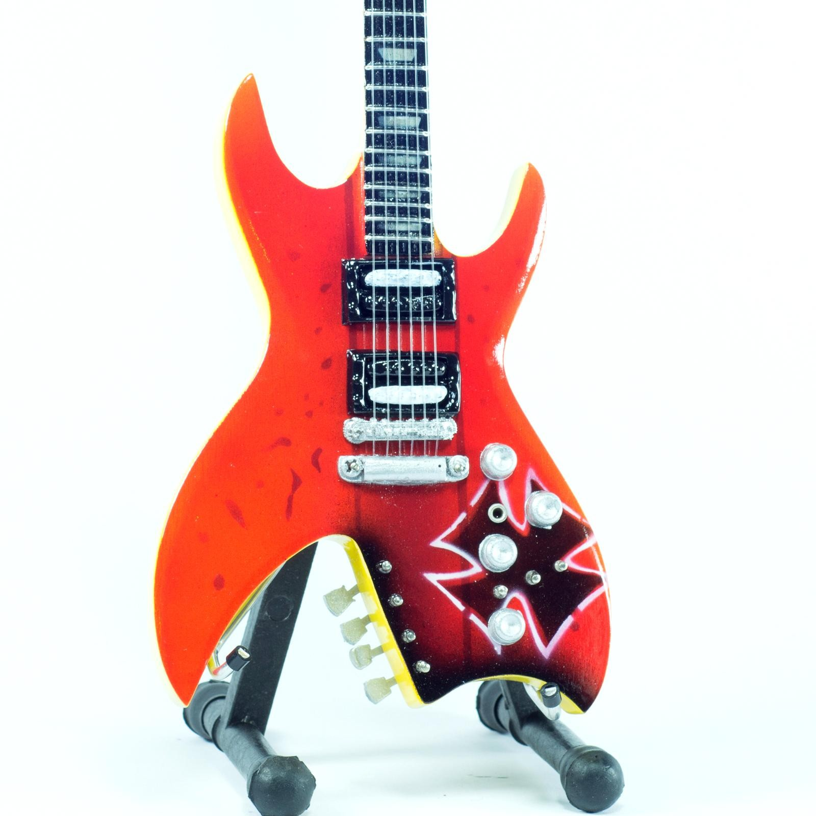 mini-guitarra-de-coleccion-estilo-metallica-james-hetfield-brown-cross