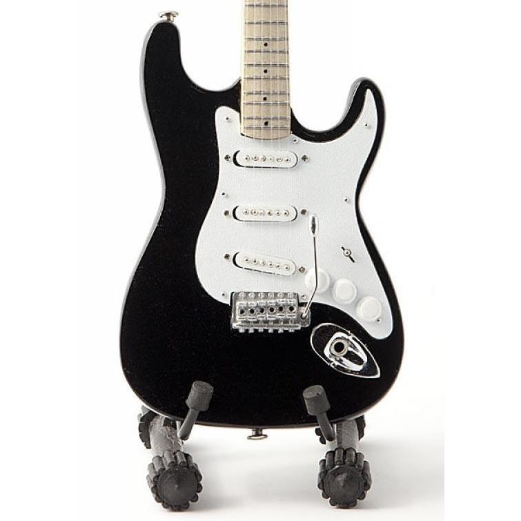 Mini Guitarra De Colección Estilo Eric Clapton - Stratocaster
