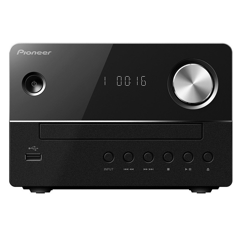 Microcadena Pioneer XEM16 con CD, radioFM y MP3-USB
