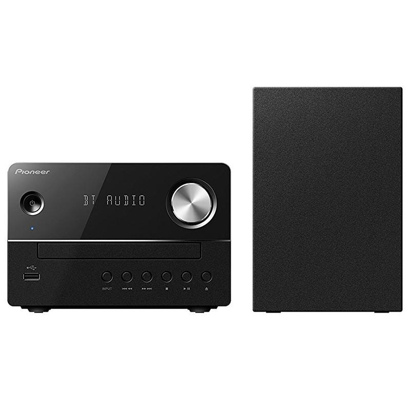 Microcadena Pioneer XEM26 con CD, USB + Bluetooth
