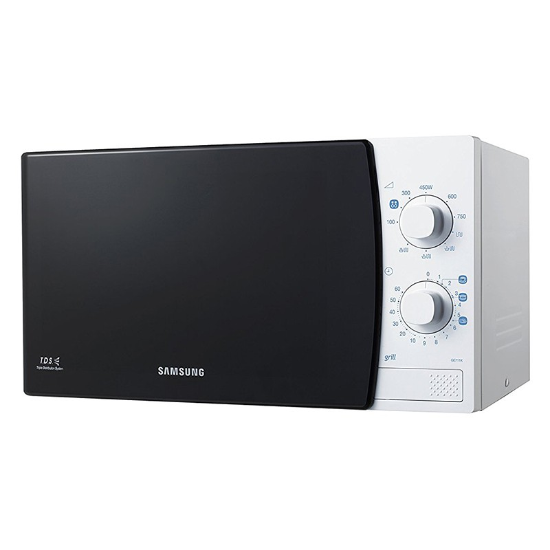 Microondas Samsung GE711K/XEC 20L 750W Grill