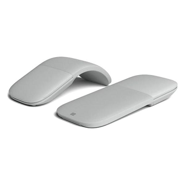 Ratón Bluetooth Microsoft Arc Mouse Gris