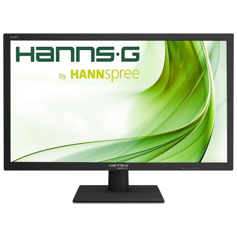 Monitor hanns.g hl207dpb 20.7` led full hd