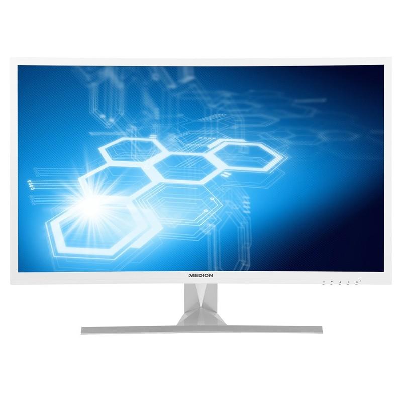 Monitor curvo led medion akoya md22321 (30021336) 31.5`