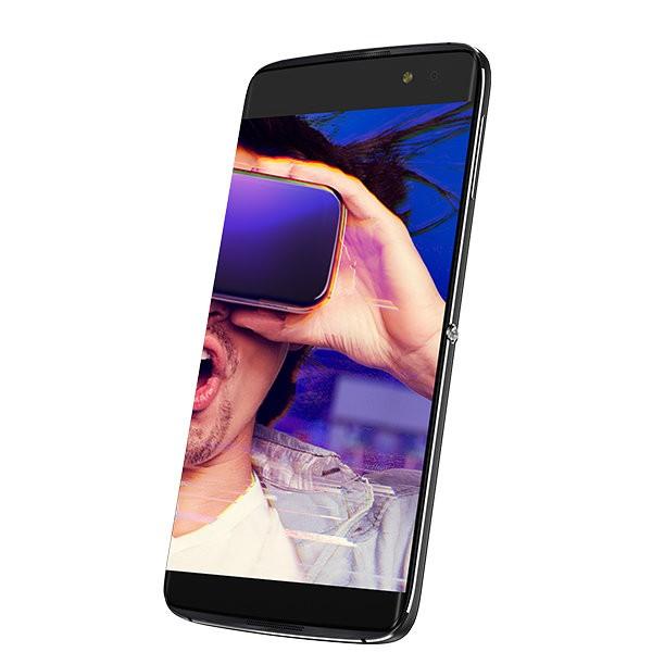 """Alcatel IDOL 4&VR 5.2"""" 3GB 16GB Negro/Gris"""