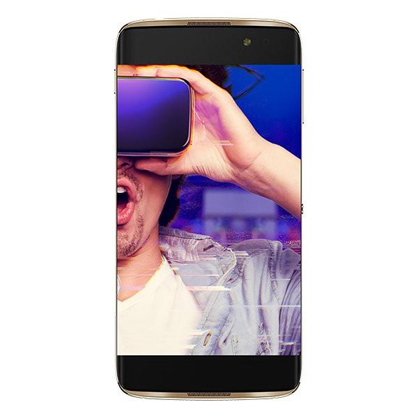 "Alcatel IDOL 4&VR 5.2"" 3GB 16GB Negro/Oro"