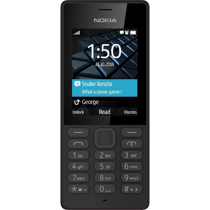 Teléfono Móvil Nokia 150 Dual SIM Negro