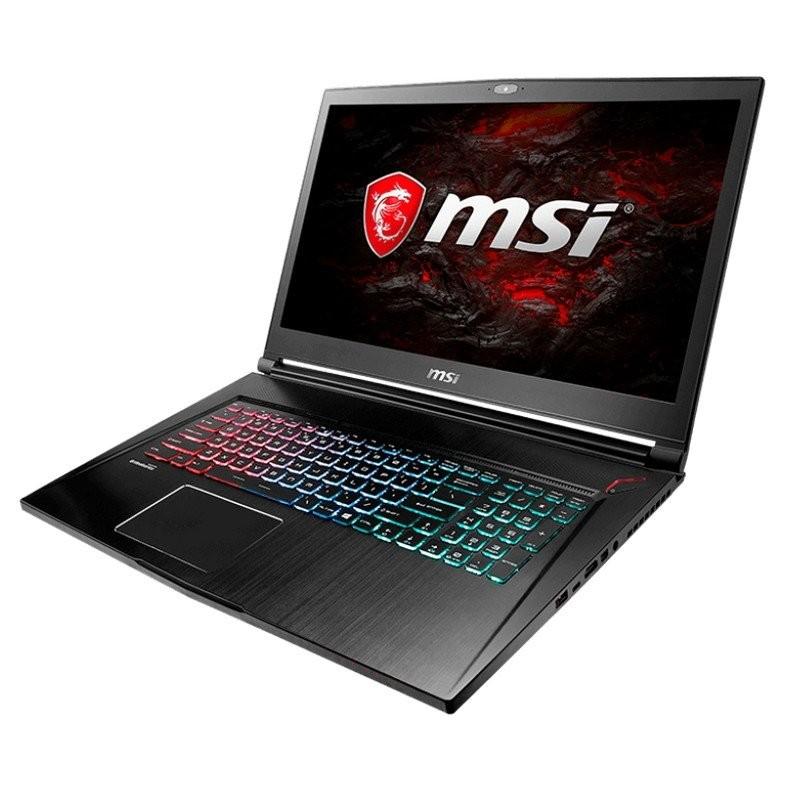 Portátil MSI GS73-017XES i7-7700HQ 16GB 256+1TB GTX1050Ti 17.3\