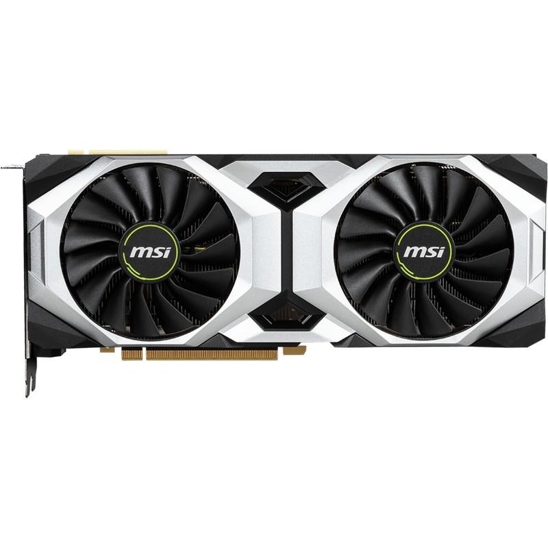 Tarjeta Gráfica MSI GeForce RTX 2080 Ventus OC 8GB GDDR6