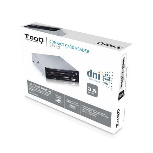 Multilector Interno + DNIe TooQ TQR-202B