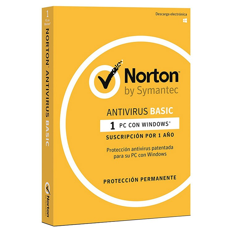 Norton AntiVirus Basic 2018 1 Dispositivo