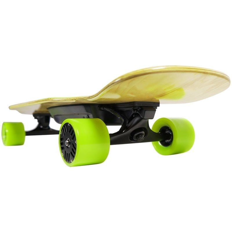 Skate Eléctrico Olsson Egeneration Huntington Verde