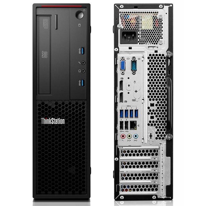 PC Sobremesa Lenovo ThinkStation P320 SFF i7-7700 8GB 1TB W10Pro