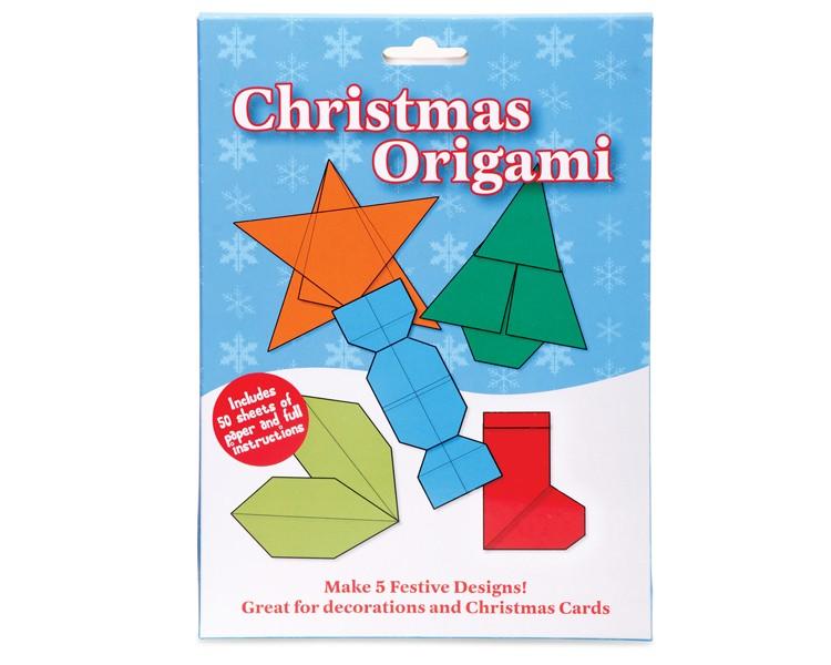 origami-navideno