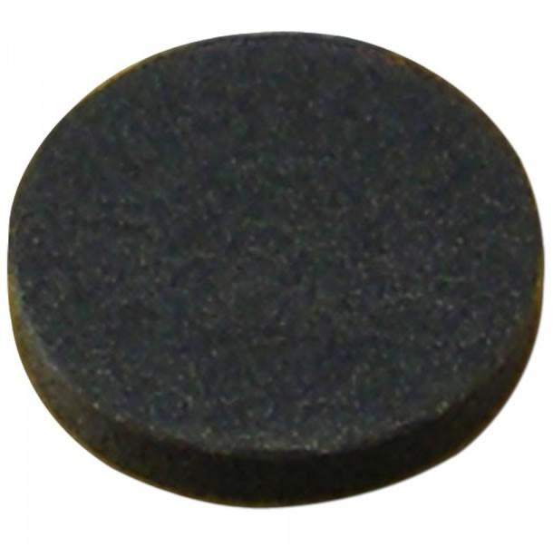 Botón de Espuma Negros para CD/DVD - Pack 60