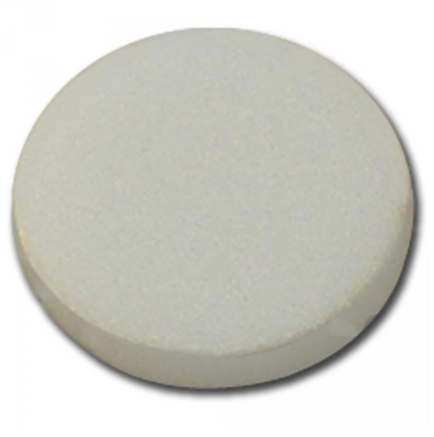 Botón de Espuma Blancos para CD/DVD - Pack 60