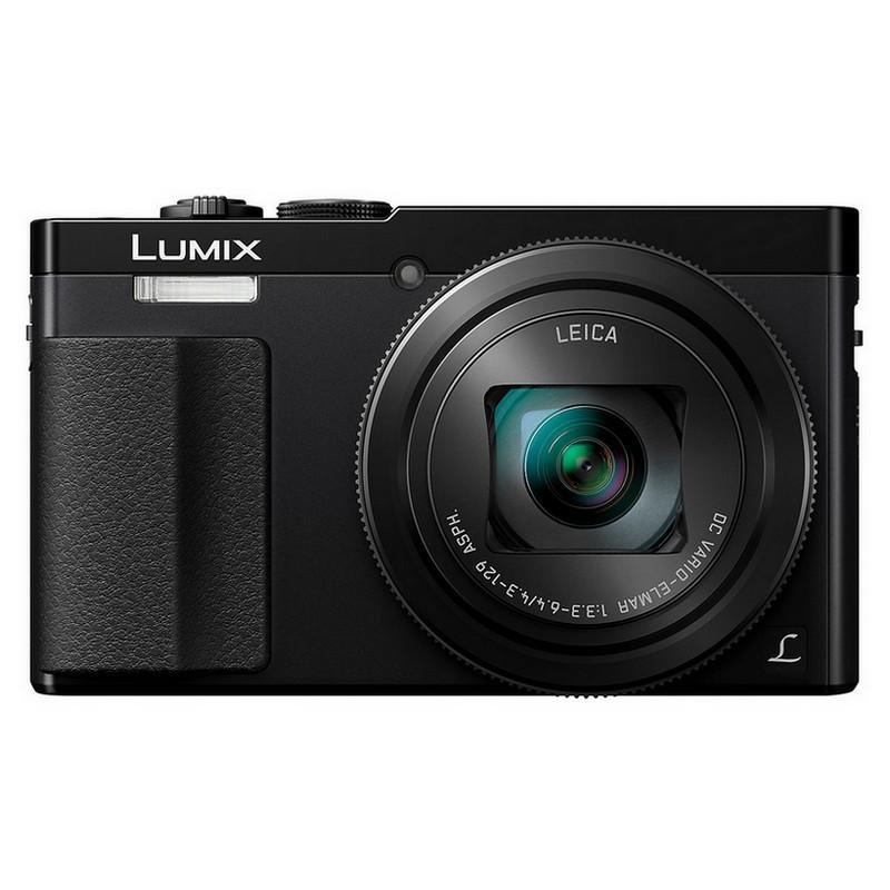 Cámara Panasonic Lumix DMC-TZ70 12.1Mpx Zoom 30X HD Negra