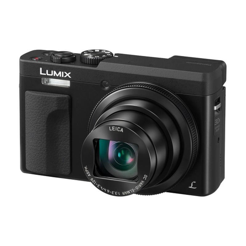 Cámara Panasonic Lumix DC-TZ90 20.3Mpx Zoom 30X 4K Negra