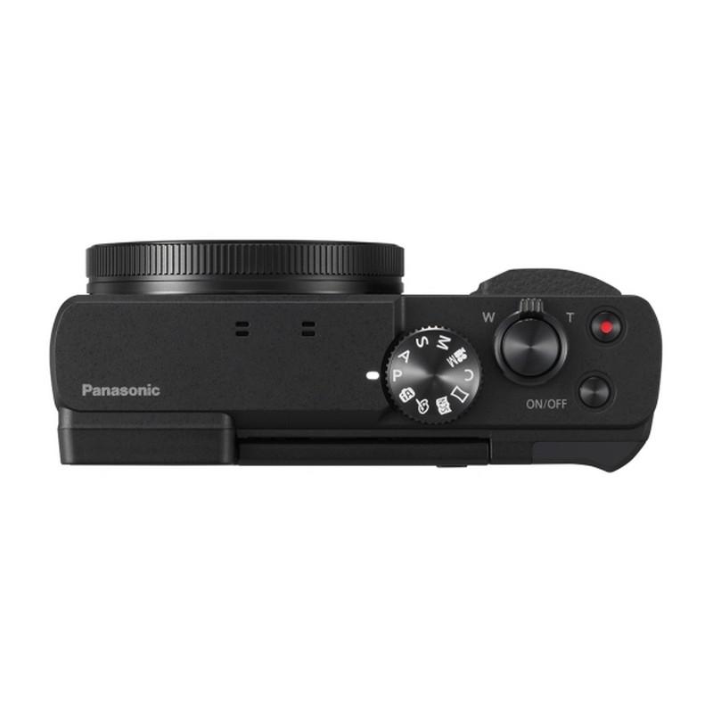 Cámara Panasonic Lumix DC-TZ90 20.3Mpx Zoom 30X 4K Plata