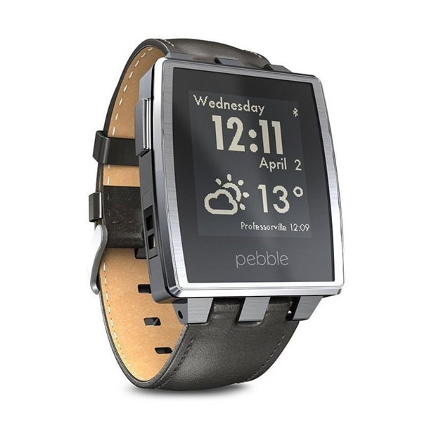 smartwatch-pebble-steel-negro