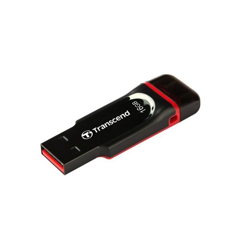 Pendrive 16GB Transcend JetFlash 340 OTG MicroUSB