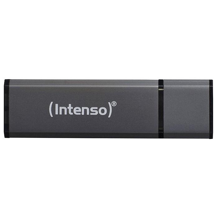 Pendrive 8GB Intenso 3521461 Alu Line Antracita