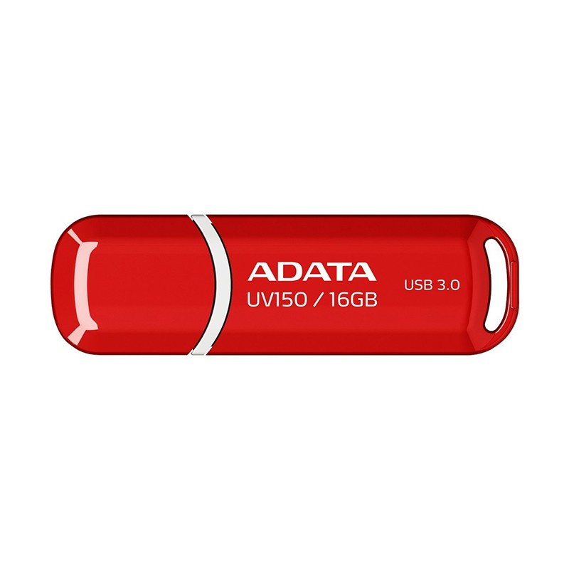 Pendrive 16GB Adata DashDrive UV150 3.0 Rojo