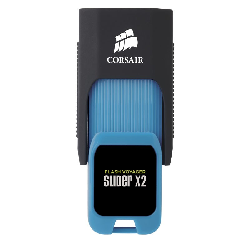 Pendrive 64GB Corsair Voyager Slider X2 USB 3.0