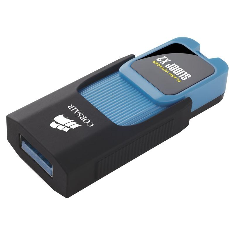 pendrive-512gb-corsair-voyager-slider-x2-usb-3-0-azul