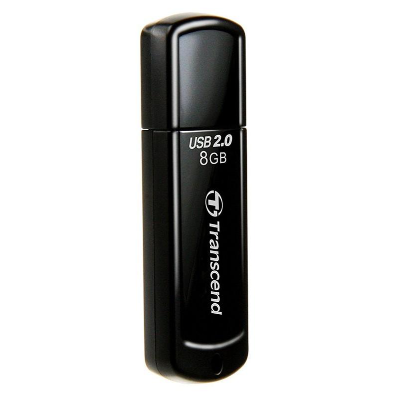 Pendrive 8GB Transcend JetFlash 350