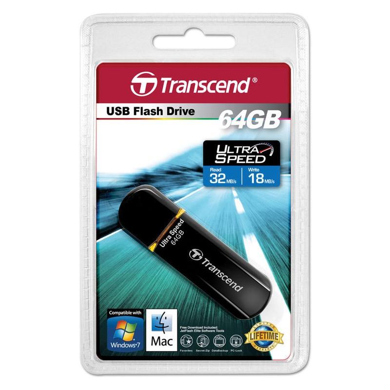 Pendrive 64GB Transcend JetFlash 600