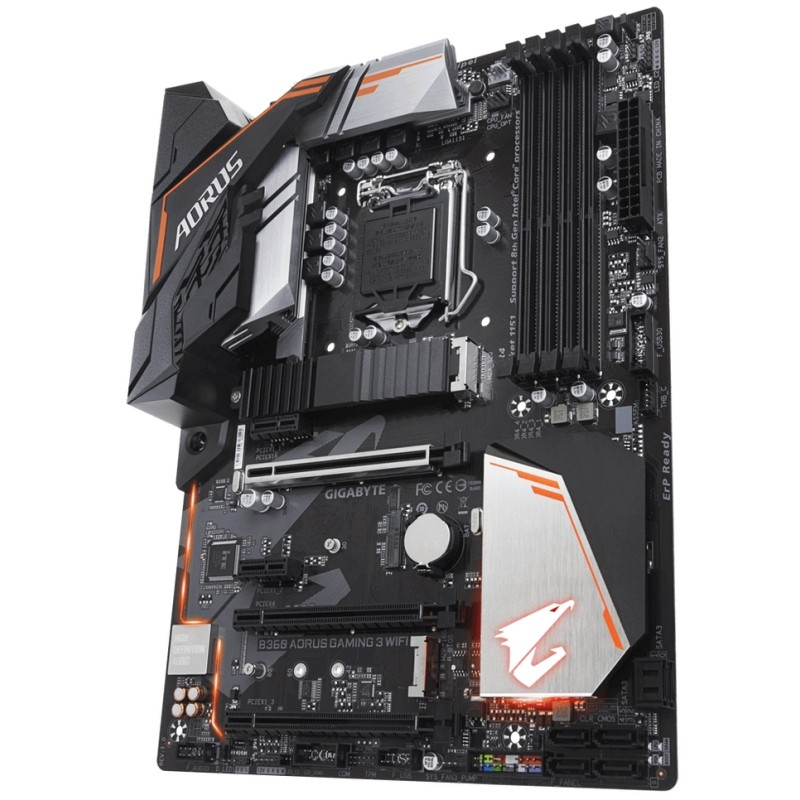Placa Base Aorus B360 Gaming 3 WIFI ATX LGA1151(300)