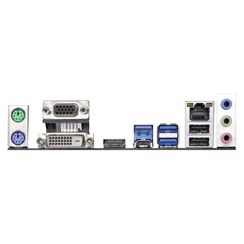 Placa Base ASRock H270M Pro4 mATX LGA1151