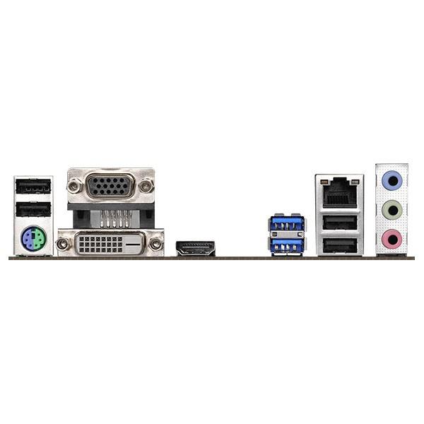 Placa Base ASRock H310M-HDV/M.2 mATX LGA1151(300)