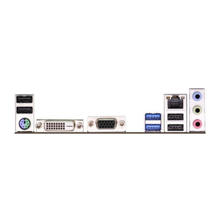 Placa Base ASRock H81M-DGS R2.0 mATX LGA1150