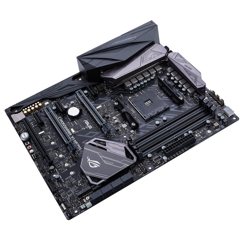 Placa Base Asus ROG Crosshair VI Hero ATX Socket AM4