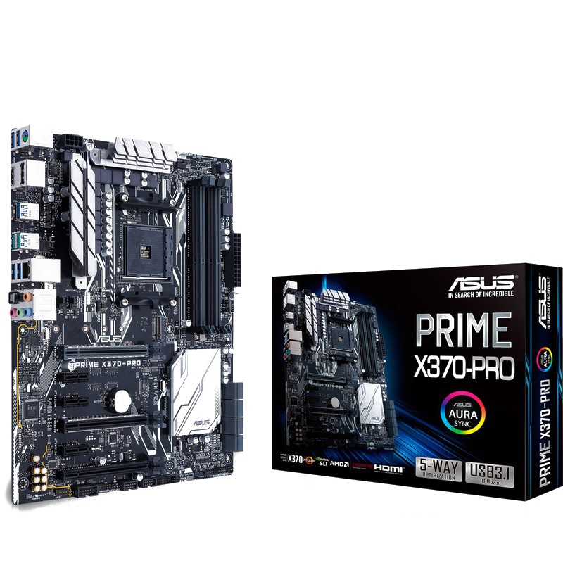 Placa Base Asus PRIME X370-PRO Socket AM4