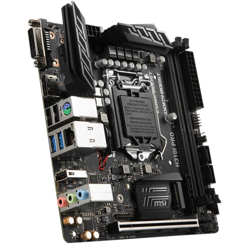Placa Base MSI H310I PRO Mini ITX LGA1151(300)
