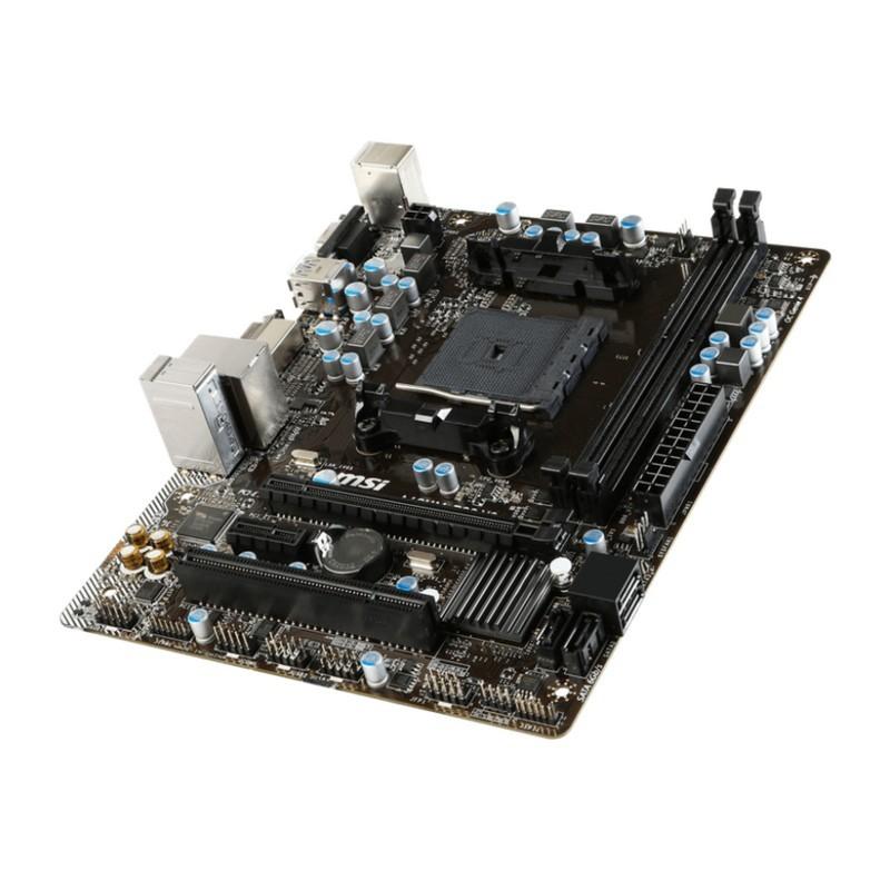 Placa Base MSI A68HM-P33 V2 mATX Socket FM2